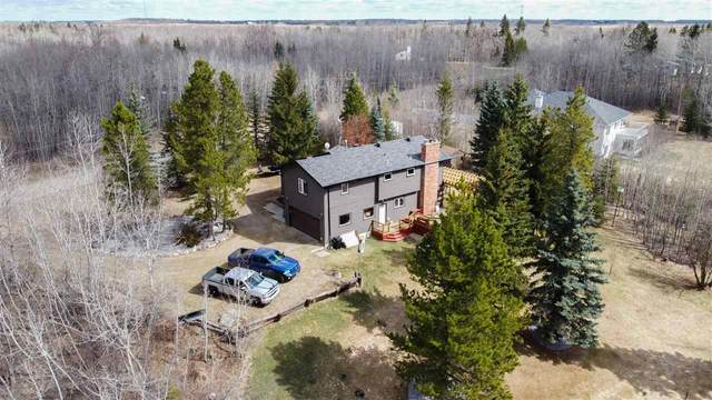 97 23054 TWP RD 512, Rural Strathcona County, AB T8B 1K7 (#E4239305) :: Initia Real Estate