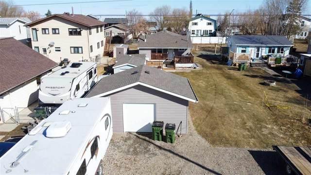 6010 50 Avenue, Rural Lac Ste. Anne County, AB T0E 0A0 (#E4239306) :: Initia Real Estate