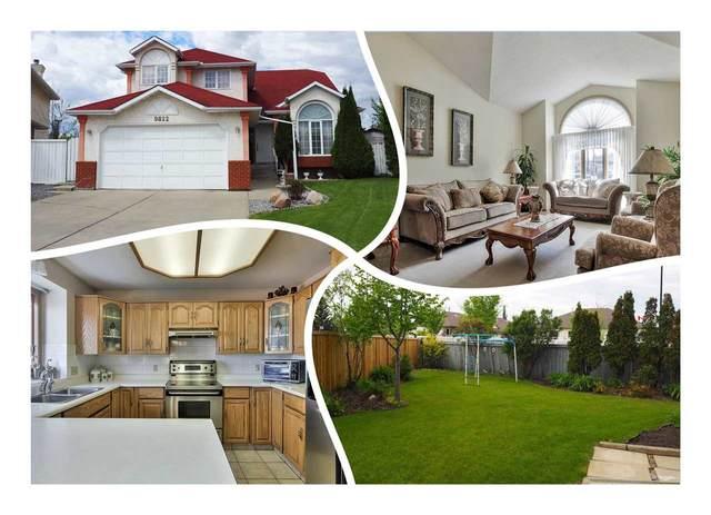 9822 175 Avenue, Edmonton, AB T5X 5V4 (#E4239309) :: Initia Real Estate