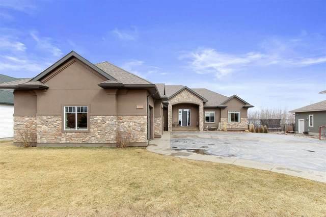 1318 Horseshoe Bay Estates, Cold Lake, AB T9M 1G8 (#E4239346) :: Initia Real Estate