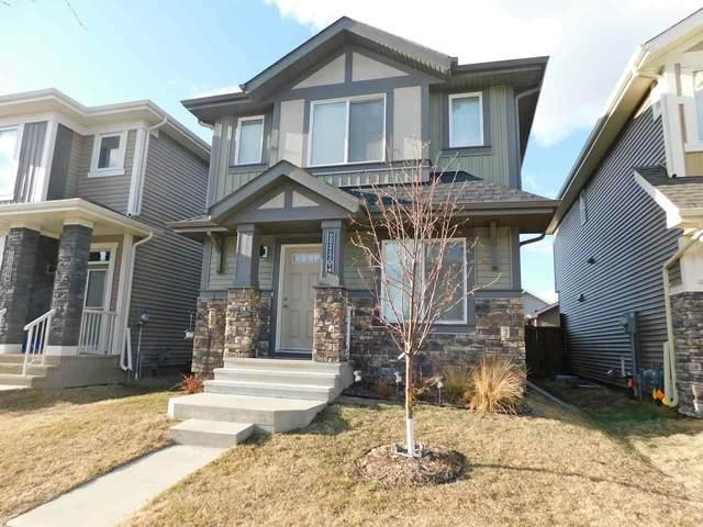 22220 88 Avenue, Edmonton, AB T5T 7H2 (#E4239351) :: Initia Real Estate