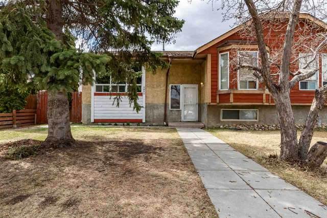 2108 38 Street, Edmonton, AB T6L 4C3 (#E4239352) :: Initia Real Estate