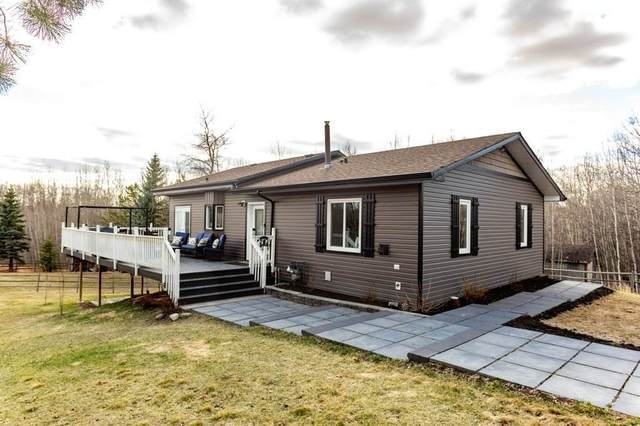 30 1219 HWY 633, Rural Parkland County, AB T7Y 0A8 (#E4239375) :: Initia Real Estate