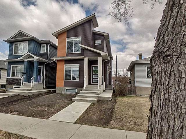 9212 124A Avenue, Edmonton, AB T5G 0W2 (#E4239382) :: Initia Real Estate