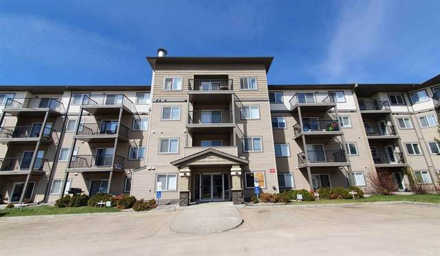 320 309 Clareview Station Drive, Edmonton, AB T5Y 0C5 (#E4239387) :: Initia Real Estate