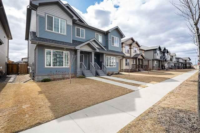 511 Crystallina Nera Drive, Edmonton, AB T5Z 0P6 (#E4239407) :: Initia Real Estate
