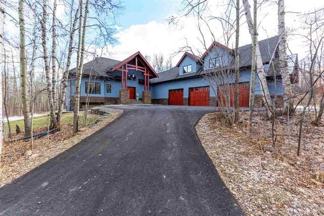 170 47424 RGE RD 20 A, Rural Leduc County, AB T0C 2P0 (#E4239408) :: Initia Real Estate