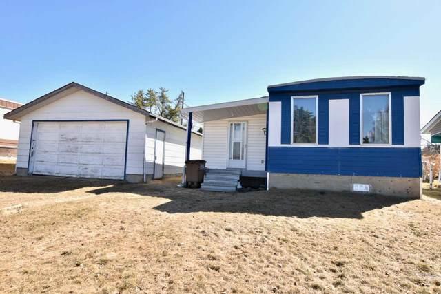 5215 Third Ave East, Boyle, AB T0A 0M0 (#E4239415) :: Initia Real Estate