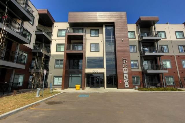 124 1008 Rosenthal Boulevard, Edmonton, AB T5T 7J4 (#E4239420) :: Initia Real Estate