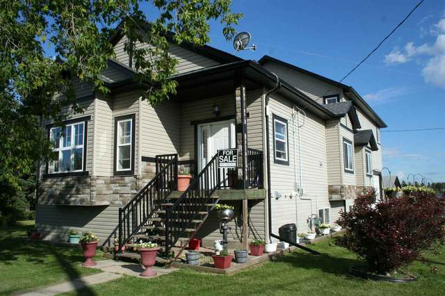 4913 49 Ave, Radway, AB T0A 2V0 (#E4239422) :: Initia Real Estate