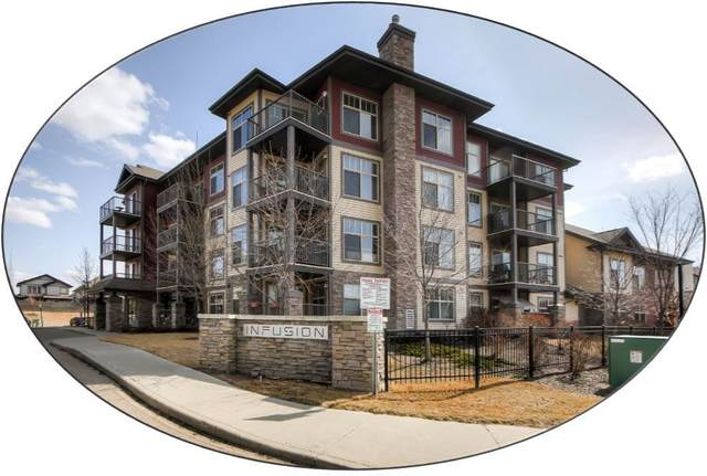 407 111 Ambelside Drive, Edmonton, AB T6W 0J4 (#E4239423) :: Initia Real Estate