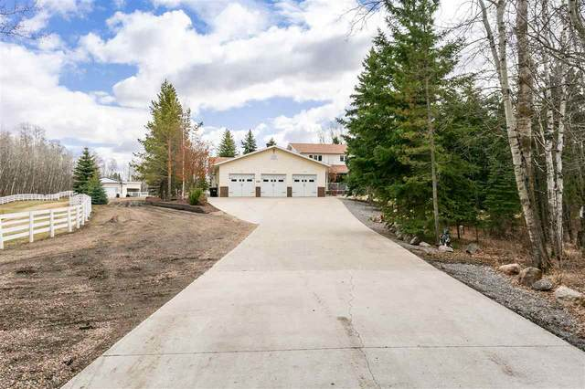 458 23109 TWP RD 514, Rural Strathcona County, AB T8B 1K9 (#E4239434) :: Initia Real Estate