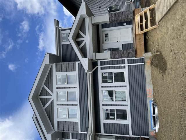 665 Lewis Greens Drive NW, Edmonton, AB T5T 7G3 (#E4239436) :: Initia Real Estate