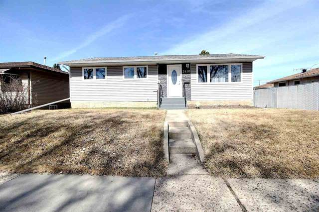 3410 120 Avenue, Edmonton, AB T5W 1K2 (#E4239445) :: Initia Real Estate