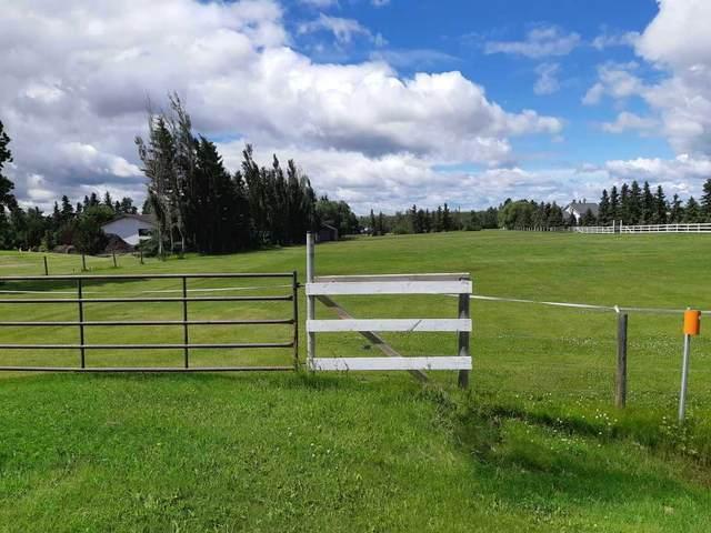 80 50416 RGE RD 245, Rural Leduc County, AB T4X 0P5 (#E4239447) :: Initia Real Estate