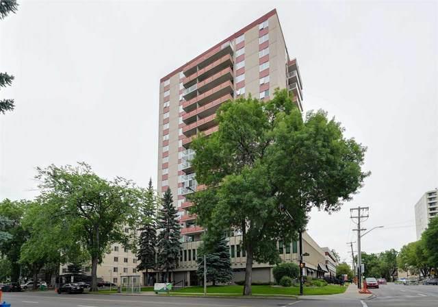 1107 10011 116 Street, Edmonton, AB T5K 1V4 (#E4239479) :: RE/MAX River City