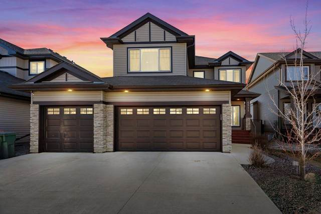 6511 37 Av Avenue, Beaumont, AB T4X 0G6 (#E4239480) :: Initia Real Estate