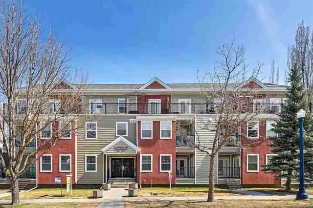 315 9739 92 Street, Edmonton, AB T6C 3S3 (#E4239496) :: Initia Real Estate