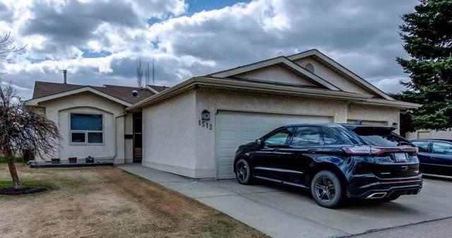 1512 54 Street, Edmonton, AB T6L 6H4 (#E4239524) :: Initia Real Estate