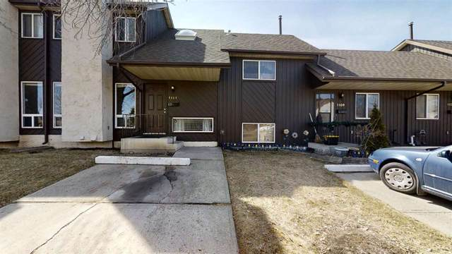 1111 62 Street, Edmonton, AB T6L 2H7 (#E4239544) :: Initia Real Estate