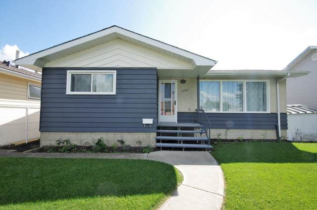 13307 133 Avenue, Edmonton, AB T5L 3S8 (#E4239545) :: Initia Real Estate