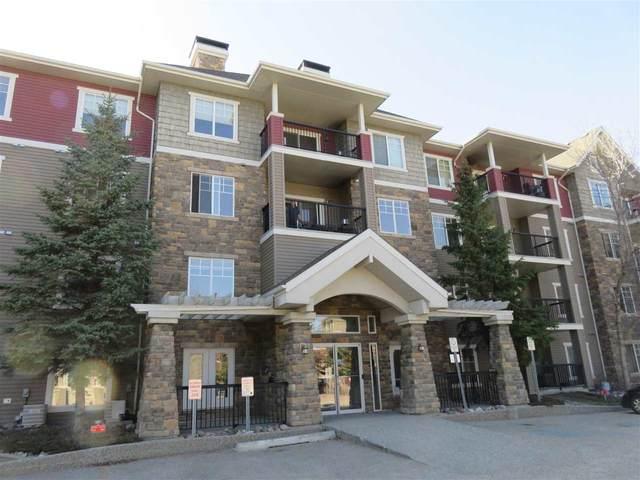 310 2098 Blackmud Creek Drive, Edmonton, AB T6W 1T7 (#E4239550) :: Initia Real Estate