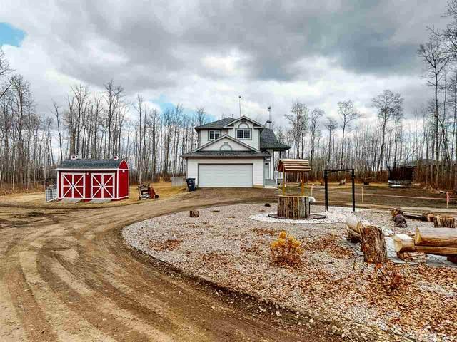 434 51110 RGE RD 212, Rural Strathcona County, AB T8G 1E7 (#E4239574) :: Initia Real Estate