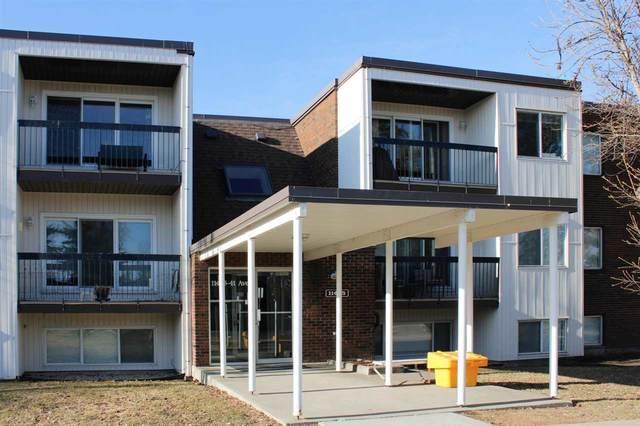 106 11455 41 Avenue, Edmonton, AB T6J 0T9 (#E4239595) :: The Foundry Real Estate Company