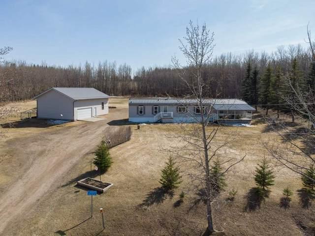 1 465070 Rge Rd 20, Rural Wetaskiwin County, AB T0C 2V0 (#E4239602) :: Initia Real Estate