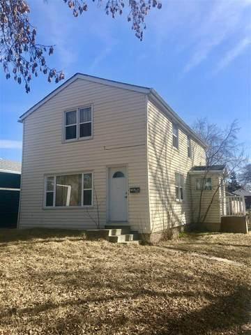 12303 106 Street NW, Edmonton, AB T5G 2S3 (#E4239613) :: Initia Real Estate