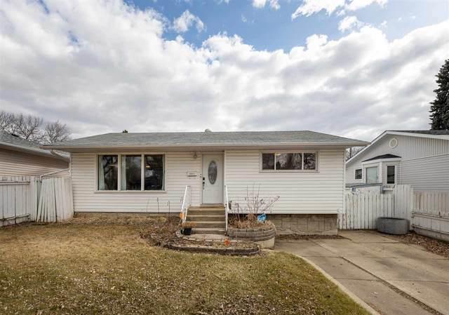 4005 113 Avenue NW, Edmonton, AB T5W 0R2 (#E4239614) :: Initia Real Estate