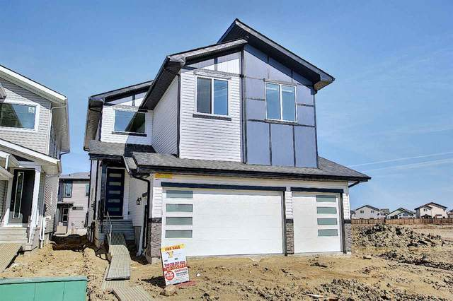6 Dalquist Bay, Leduc, AB T9E 0N4 (#E4239617) :: Initia Real Estate