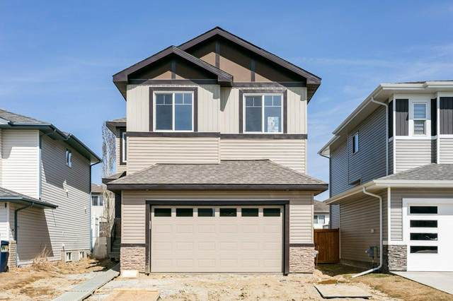 3 Moberg Close, Leduc, AB T9E 1E5 (#E4239621) :: Initia Real Estate