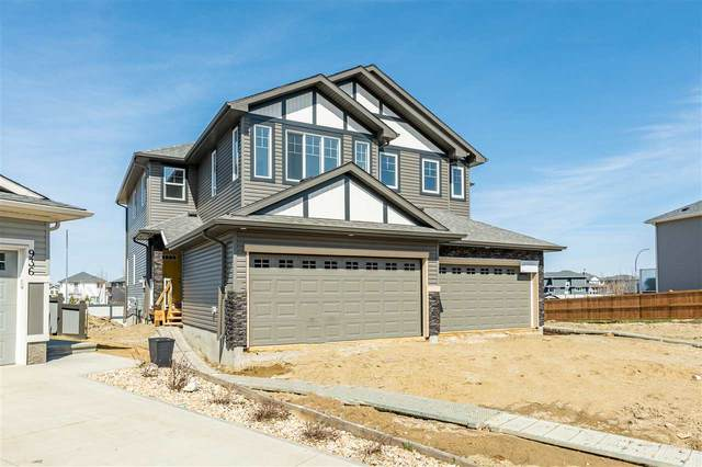 934 Morris Way, Leduc, AB T9E 1G1 (#E4239639) :: Initia Real Estate