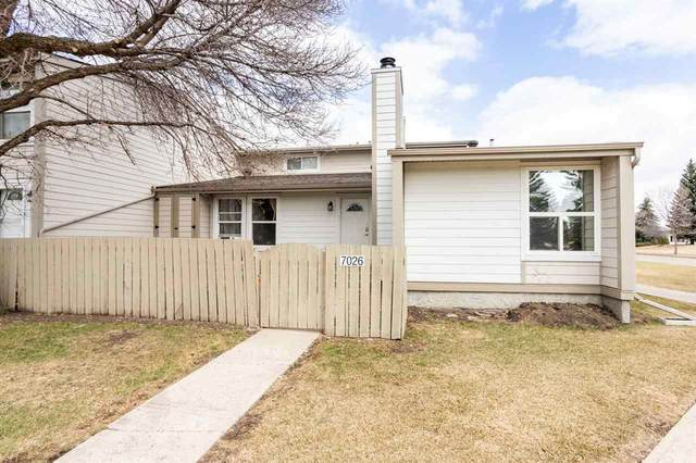 7026 Mill Woods Road S, Edmonton, AB T6K 3M3 (#E4239664) :: Initia Real Estate