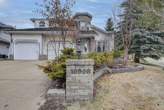 10908 18 Avenue, Edmonton, AB T6J 6K2 (#E4239674) :: Initia Real Estate