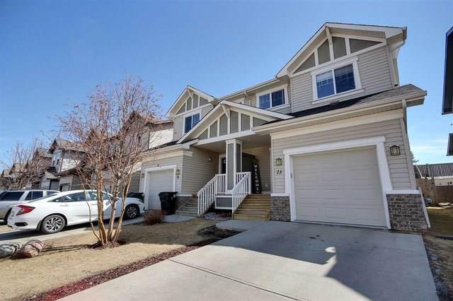 73 Hartwick Loop, Spruce Grove, AB T7X 0A5 (#E4239695) :: Initia Real Estate