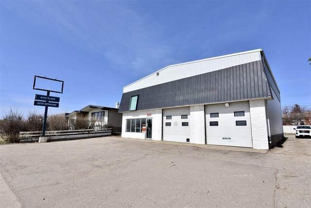 4424 50 AV, St. Paul Town, AB T0A 3A2 (#E4239713) :: Initia Real Estate