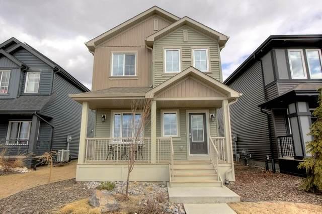 1649 Graydon Hill Link Link, Edmonton, AB T6W 1A3 (#E4239738) :: Initia Real Estate