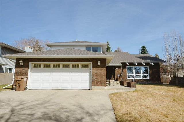 58 Lancaster Crescent, St. Albert, AB T8N 2N8 (#E4239748) :: The Foundry Real Estate Company