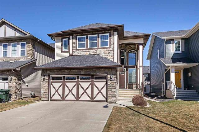 7830 Ellesmere Link, Sherwood Park, AB T8H 0P8 (#E4239771) :: The Foundry Real Estate Company