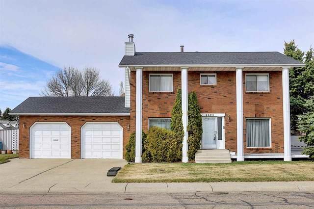 2204 133 Avenue, Edmonton, AB T5A 4K1 (#E4239781) :: Initia Real Estate