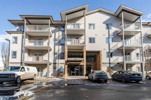 117 151 Edwards Drive, Edmonton, AB T6X 1N5 (#E4239786) :: Initia Real Estate