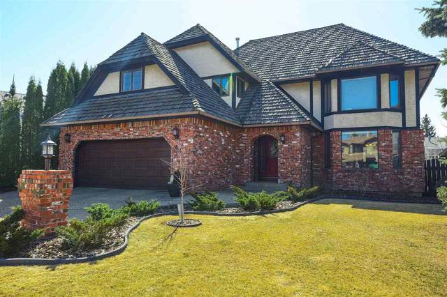 44 Blue Quill Crescent, Edmonton, AB T6J 6C4 (#E4239814) :: Initia Real Estate