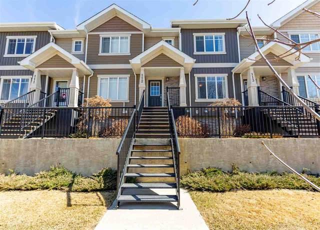 112 9535 217 Street, Edmonton, AB T5T 4P5 (#E4239831) :: RE/MAX River City