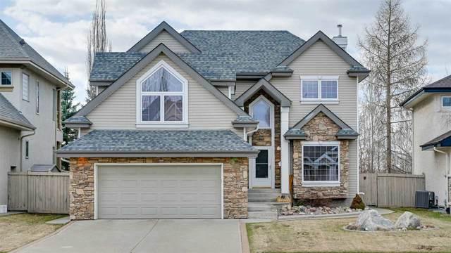 873 Twin Brooks Close, Edmonton, AB T6J 7G6 (#E4239833) :: Initia Real Estate
