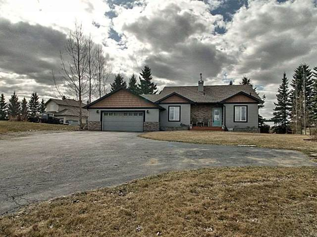 40 - 53122 Rge Rd 14, Rural Parkland County, AB T7Y 2T3 (#E4239834) :: Initia Real Estate