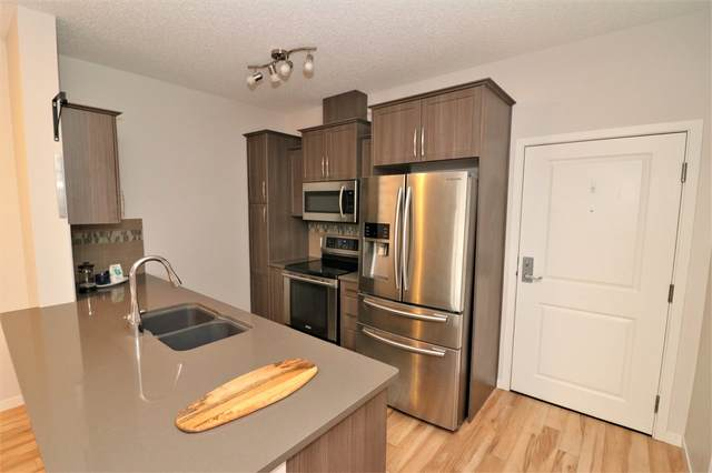 415 1820 Rutherford Road, Edmonton, AB T6W 2K6 (#E4239847) :: RE/MAX River City