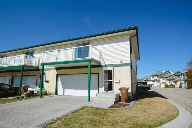 19 11 Hunchak Way, St. Albert, AB T8N 6P2 (#E4239853) :: Initia Real Estate