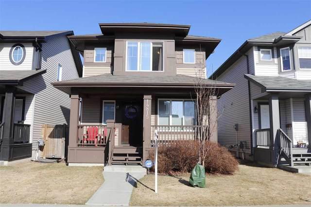 14815 141 Street, Edmonton, AB T6V 0A7 (#E4239877) :: RE/MAX River City